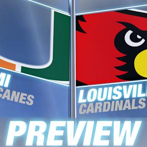 Miami vs Louisville | 2014 Football Preview
