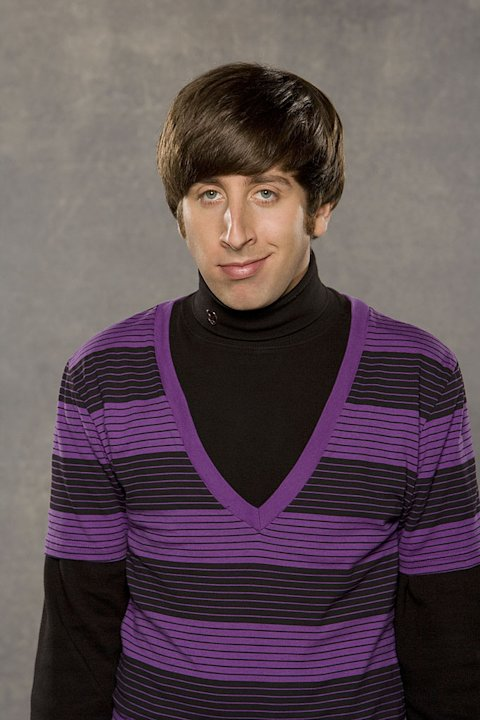 "Simon Helberg stars in ""The Big Bang Theory."""