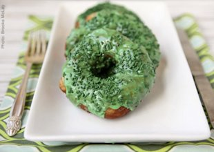 St. Patty's Day Donuts
