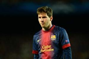 Messi: Bayern even stronger than last year