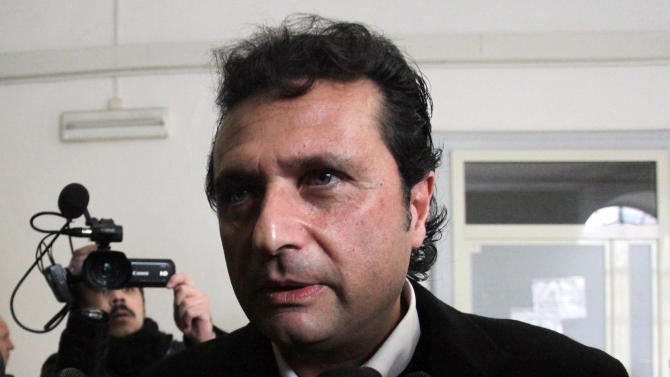 Trial for captain in deadly shipwreck in Italy