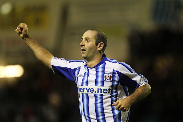 Gary Harkins aims to recapture his best form at Kilmarnock