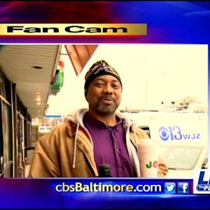 WJZ Fan Cam: Ravens Fans React To Game-Winning Kick