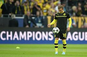 Mario Gotze to miss Champions League final