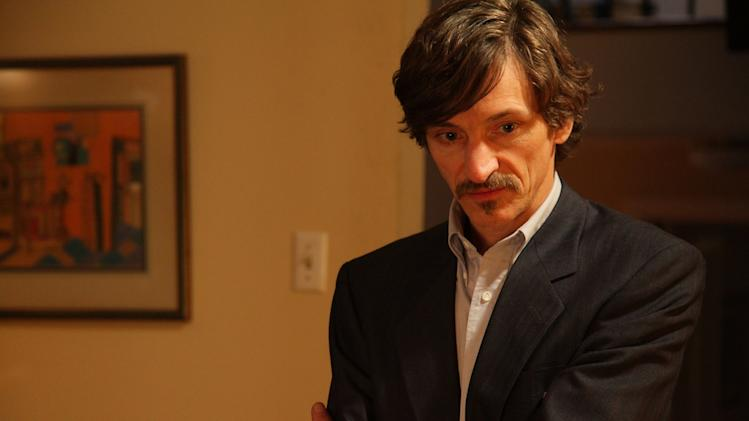 "This film image released by Freestyle Releasing shows John Hawkes in a scene from ""The Playroom."" (AP Photo/Freestyle Releasing)"