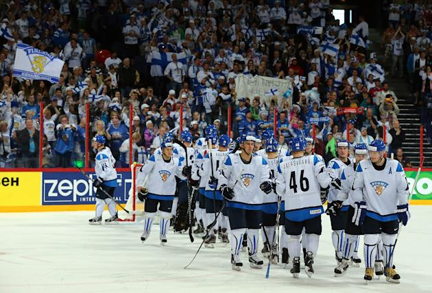 Finland v Austria - 2013 IIHF Ice Hockey World Championship