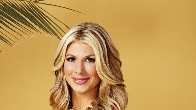 "Alexis Bellino in Season 7 of ""The Real Housewives of Orange County."""