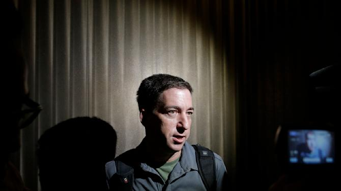 Media: No mistaking how NSA story reporter feels