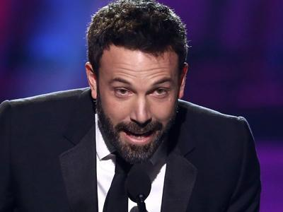 ShowBiz Minute: Affleck, Critic's Choice, Oscars