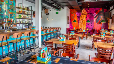 Galaxy Taco's New Happy Hour; Latin Food Fest Is Back
