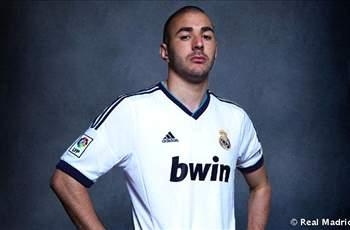Real Madrid unveils 2012-13 kits