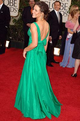 Evangeline Lilly 63rd Annual Golden Globe Awards - Arrivals Beverly Hills, CA - 1/16/05