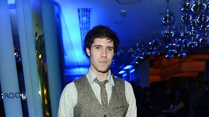 Actor Adam Blampied seen at The Premiere of Intel & W Hotels' Four Stories on Tuesday, Nov. 27, 2012, W Hotel, London. (Photo by Jon Furniss/Invision for Intel/AP Images)