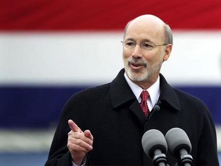 Pennsylvania governor acts to ensure federal healthcare subsidies