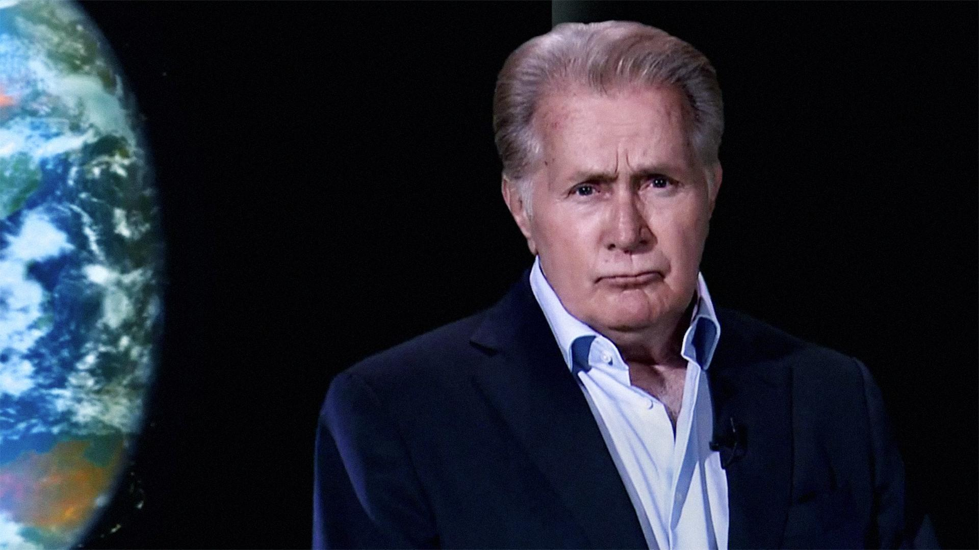 Martin Sheen Gets Us Ready for the End of the World on 'Last Week Tonight'