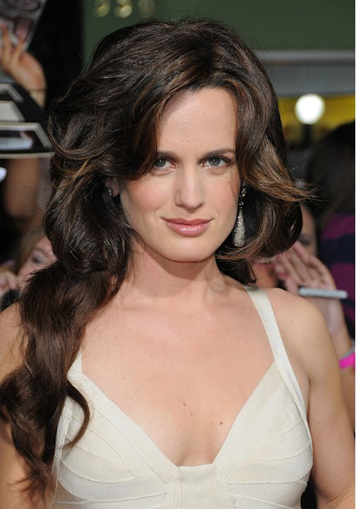 Twilight Saga New Moon LA Premiere 2009 Elizabeth Reaser