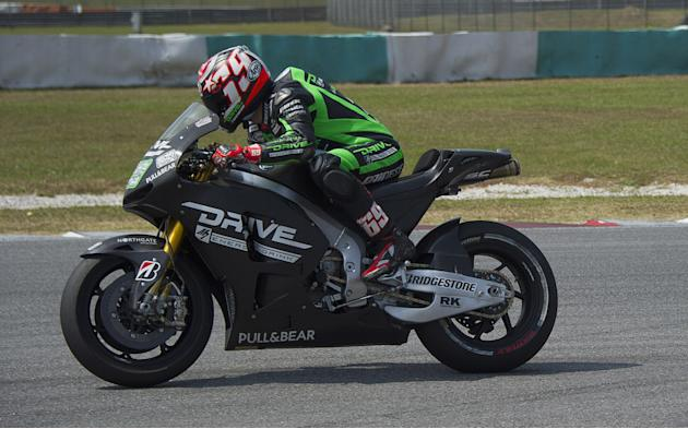 MotoGP Tests in Sepang - Day Three