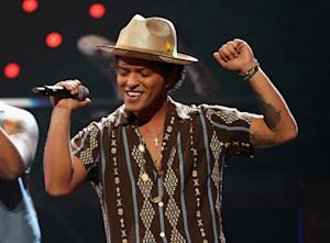 Bruno Mars Releases 'Gorilla' Remix With R. Kelly and Pharrell