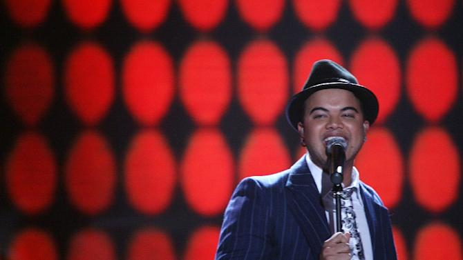 "Former ""Australian Idol"" winner Guy Sebastian is to be the nation's wildcard entry into the Eurovision song contest"