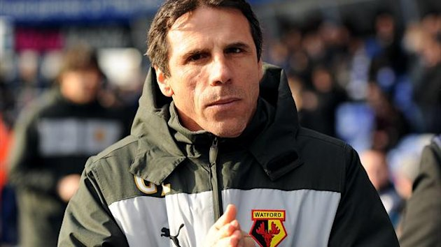 Gianfranco Zola saw his side claim a crucial victory over promotion rivals Hull
