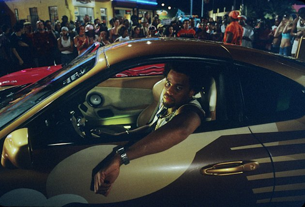 2 Fast 2 Furious Production Stills Universal Pictures 2003 Michael Ealy