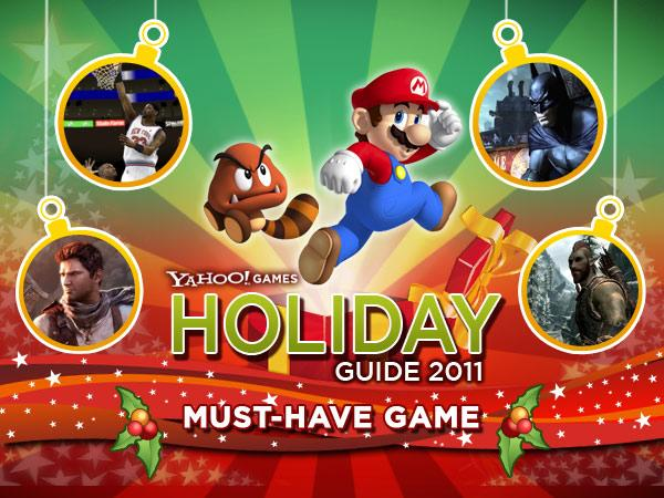 Yahoo Games Holiday Guide 2011: Must-Have Game