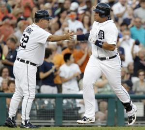 Cabrera homers, Tigers hold off Yankees 6-5