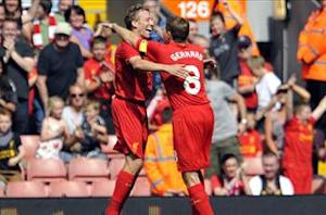 Gerrard: Liverpool not far off challenging for the title