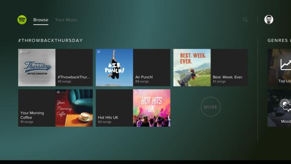 Sony's Spotify-powered music-streaming service lands on PlayStation today, no paid subscription required