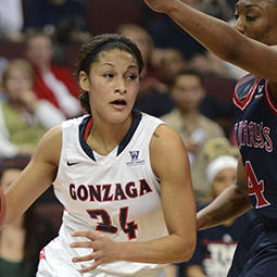 WCC Championship Semifinal Round Press Conference - Gonzaga and Saint Mary's Women
