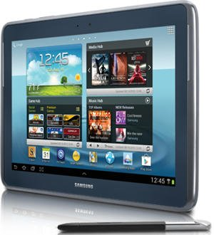 Samsung Galaxy Note quick processor s-pen AT&T provider smartphone tablet