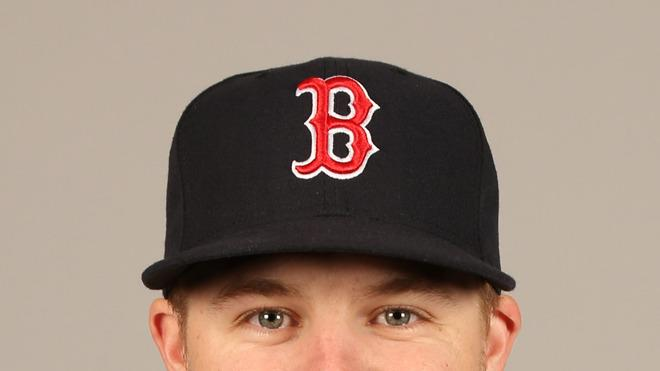 Brock Holt Baseball Headshot Photo
