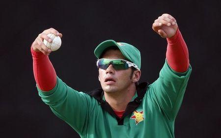 Zimbabwe all-rounder Waller banned from bowling