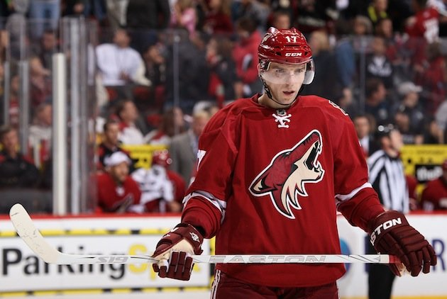 Radim Vrbata On Hot Coyotes, Dave Tippett, His Success In Phoenix And Visiting Fans In Glendale