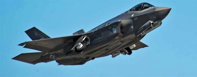 The most expensive fighter jet ever can't dogfight