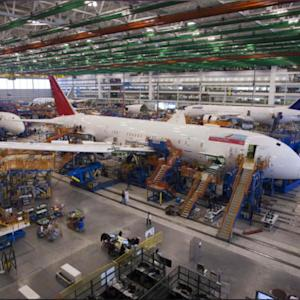 Wing Cracks Lead To Dreamliner Production Delay