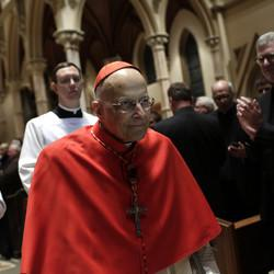 Chicago's Retired Cardinal Francis George Admitted To Hospital