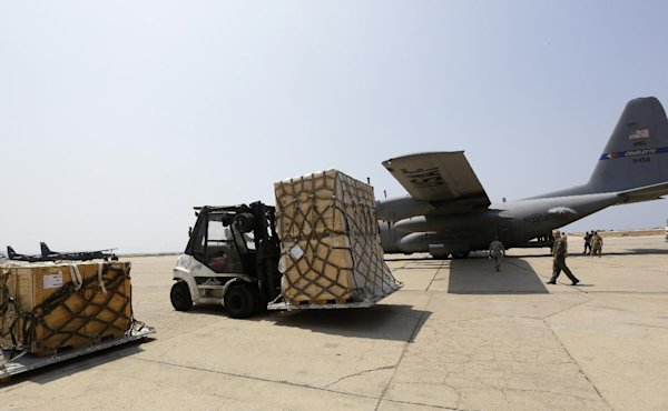 US arms Lebanon for fight against jihadists