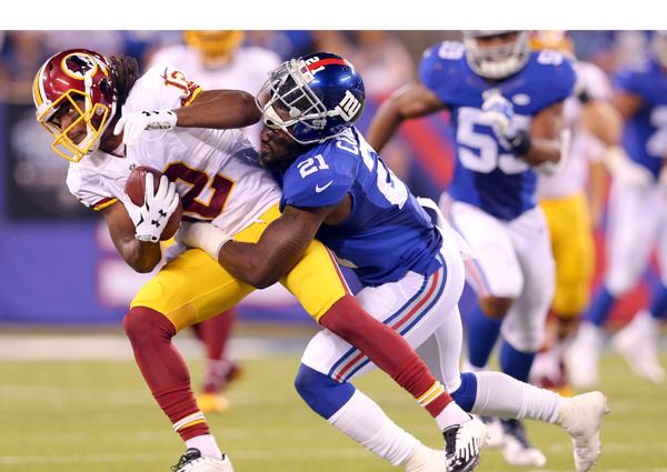 Andre Roberts' contract would make trade difficult for Redskins