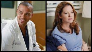 'Grey's Anatomy' Postmortem: Sarah Drew and Jesse Williams Talk April and Jackson's Future