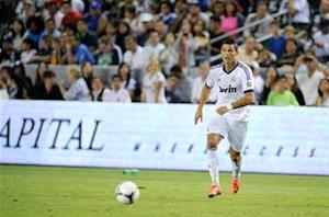 Cristiano Ronaldo hints at possibility of joining Major League Soccer in the future