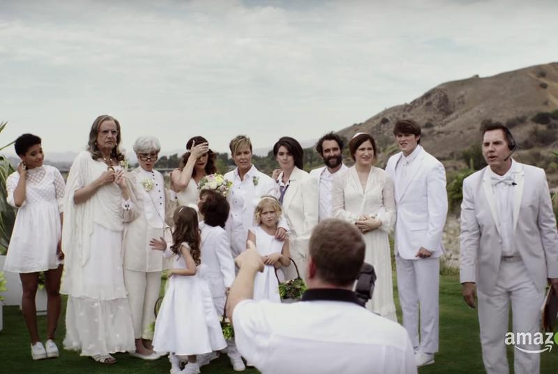 Amazon will stream the first episode of Transparent's second season tonight