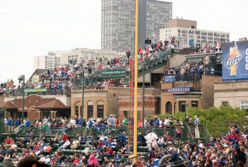 Rumble at Wrigley: Ricketts Family Now Control Three More Wrigley Field Rooftops