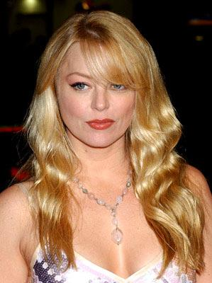 Charlotte Ross at the Hollywood premiere of New Line Cinema's After the Sunset