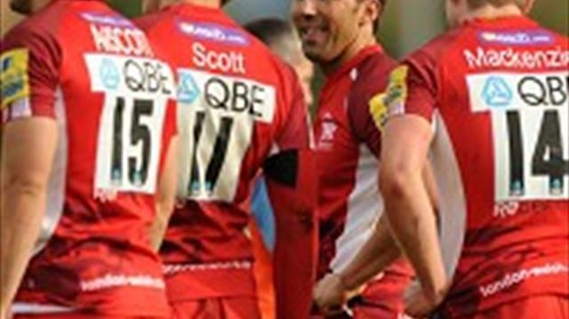 London Welsh&#39;s quest for the Amlin Challenge Cup quarter-finals have been given a boost