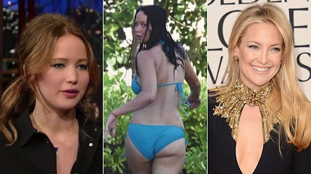 Buzzmakers: J-Law's Butt & Globes Glamour