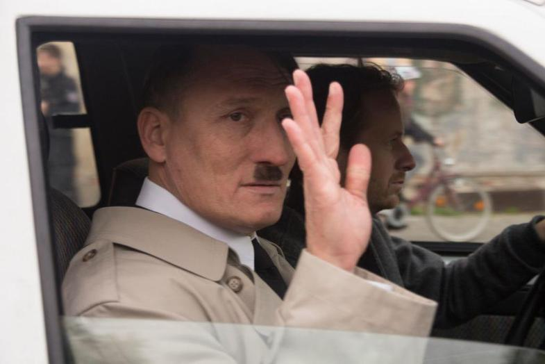 Netflix Acquires Adolf Hitler Satire 'Look Who's Back'