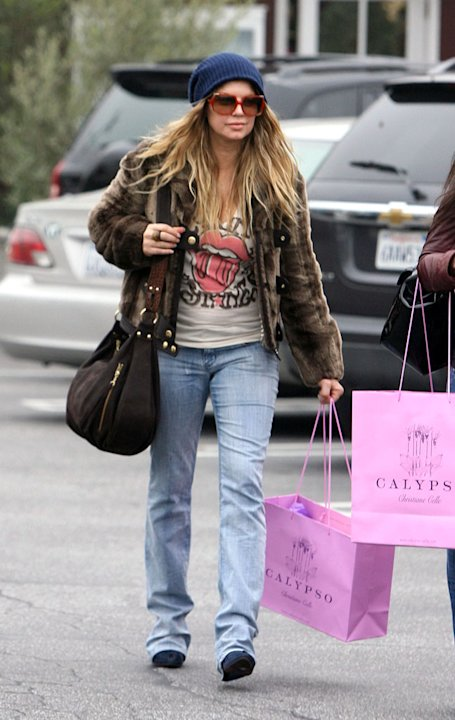 Fergie Shopping