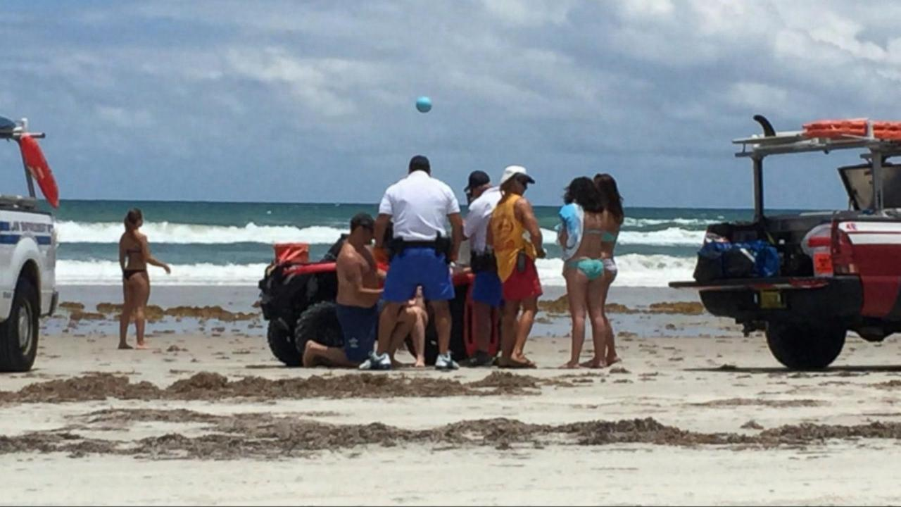 Two Florida Women Both Attacked by Sharks on Same Day