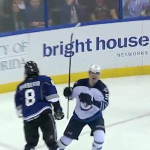 Mark Scheifele redirects in OT winner